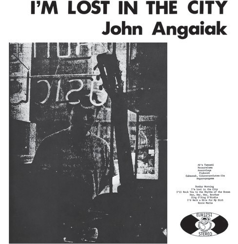 John angaiak - I'm lost in the city (CD) - image 1 of 1