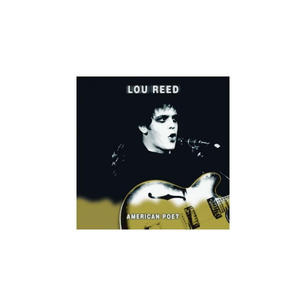 Lou Reed - American Poet (CD)