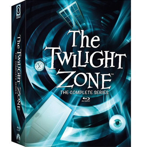 Twilight Zone:Complete Series (Blu-ray) - image 1 of 1