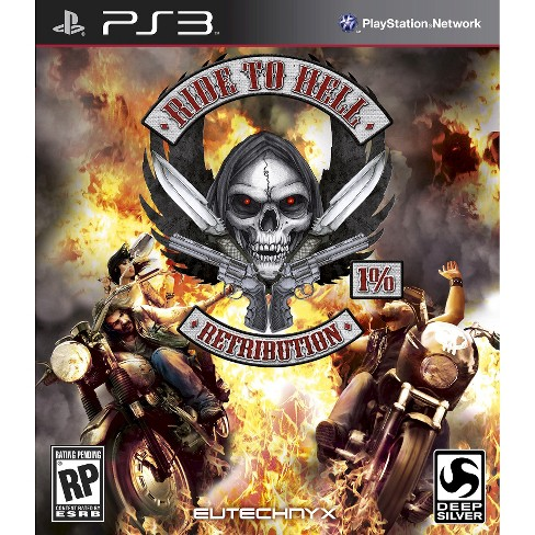 Ride 2 Hell: Retribution PlayStation 3 - image 1 of 1