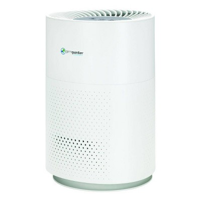 "GermGuardian 13.5"" AC4200W Air Purifier with HEPA Filter And Odor Reduction White"