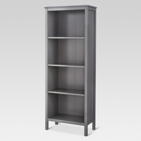 60 Windham 4 Shelf Bookcase