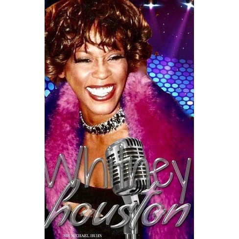 Whitney Houston Tribute Drawing Journal - by  Michael Huhn & Sir Michael Huhn (Paperback) - image 1 of 1