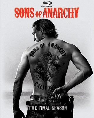 Sons of Anarchy: The Final Season (Blu-ray)