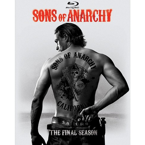 sons of anarchy the final season 4 discs blu ray target