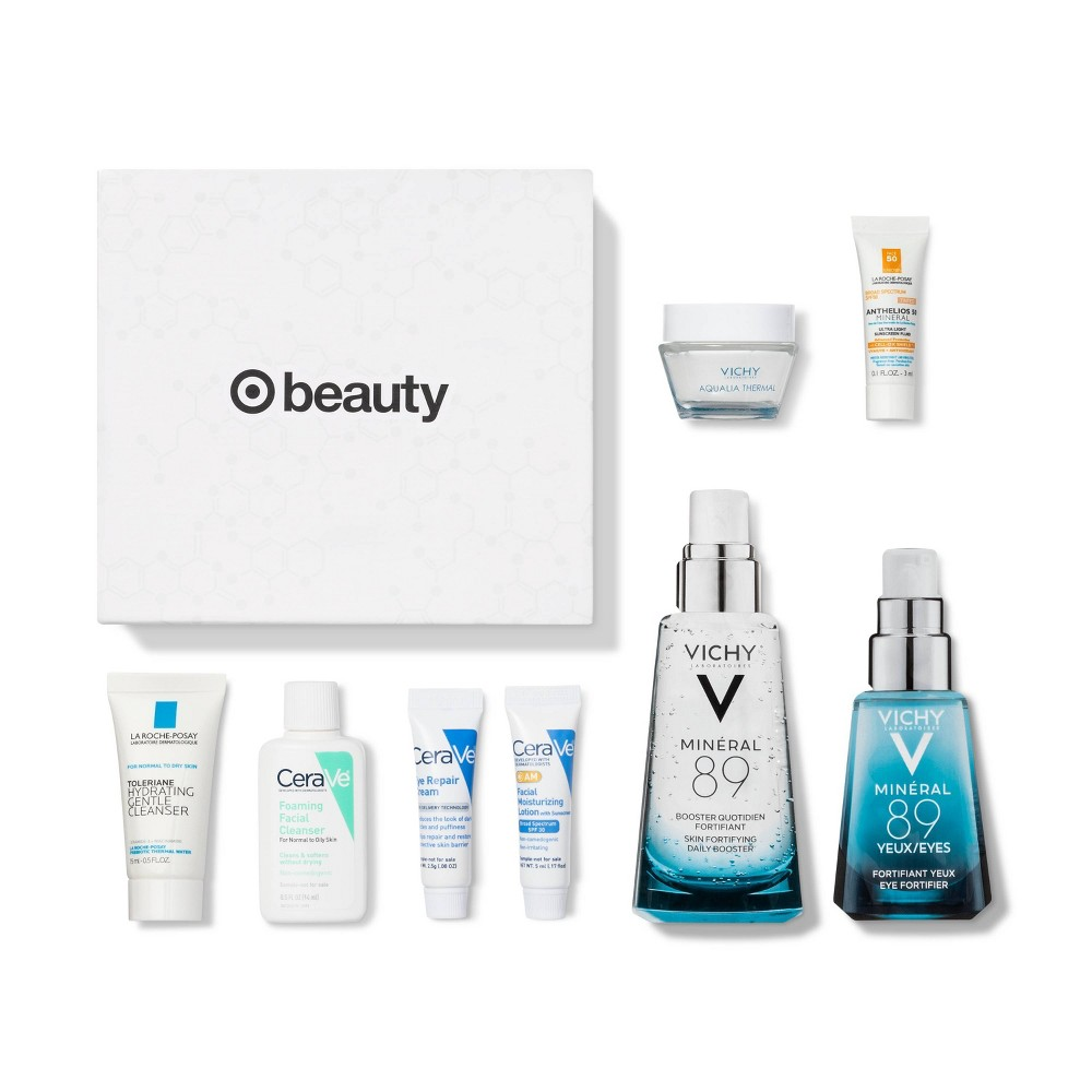 Image of Target Beauty Box - Dermatologist Rmended Skin Care