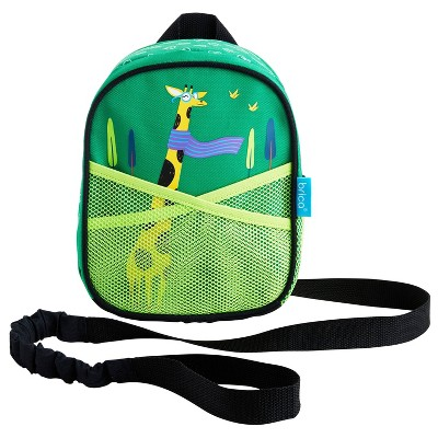 Munchkin Brica By-My-Side Safety Harness Backpack - Giraffe