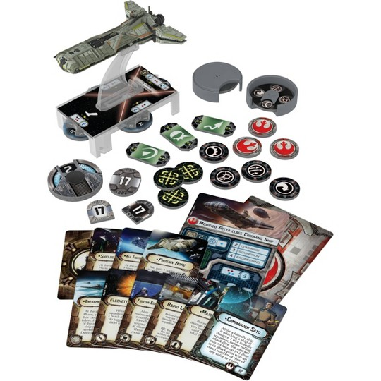 Fantasy Flight Games Star Wars Armada: Phoenix Home Expansion Pack image number null