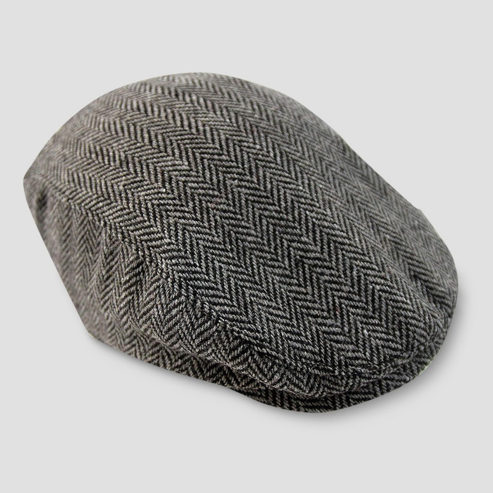 Vintage Style Children's Clothing: Girls, Boys, Baby, Toddler Baby Boys Tweed Newsboy Cap - Cloud Island Brown $7.99 AT vintagedancer.com