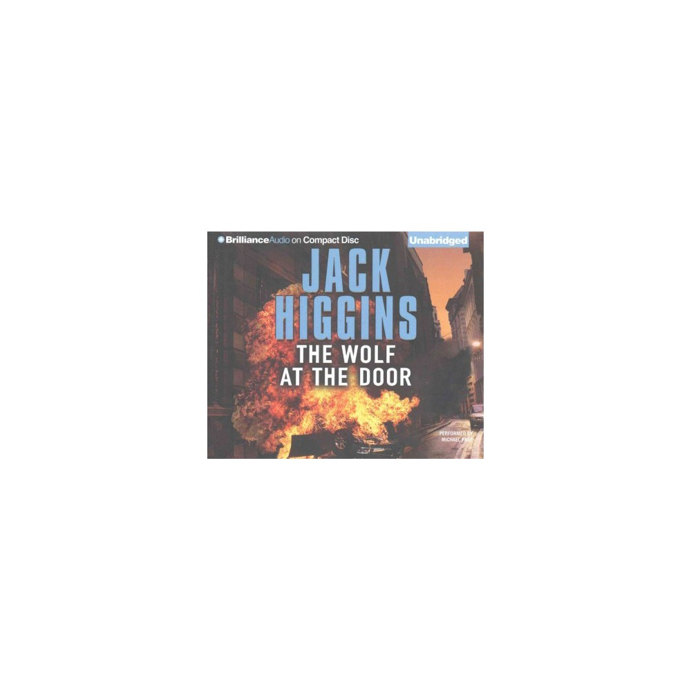 Wolf at the Door (Unabridged) (CD/Spoken Word) (Jack Higgins)