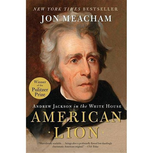 American Lion (Reprint) (Paperback) by Jon Meacham - image 1 of 1