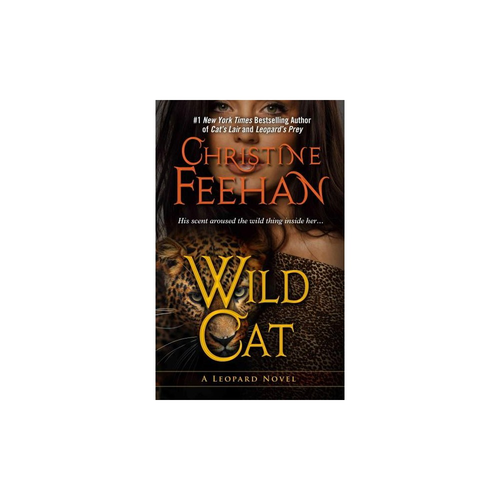Wild Cat (Large Print) (Hardcover) (Christine Feehan)