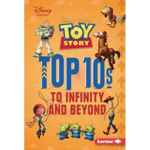 Toy Story Top 10s - (My Top 10 Disney) by  Mary Lindeen (Hardcover) - image 1 of 1