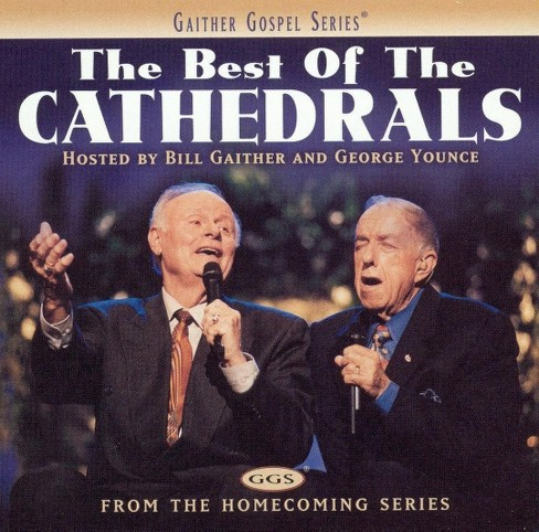 Cathedrals - Best of the cathedrals (CD) - image 1 of 1