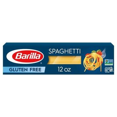 Barilla Gluten Free Spaghetti - 12oz