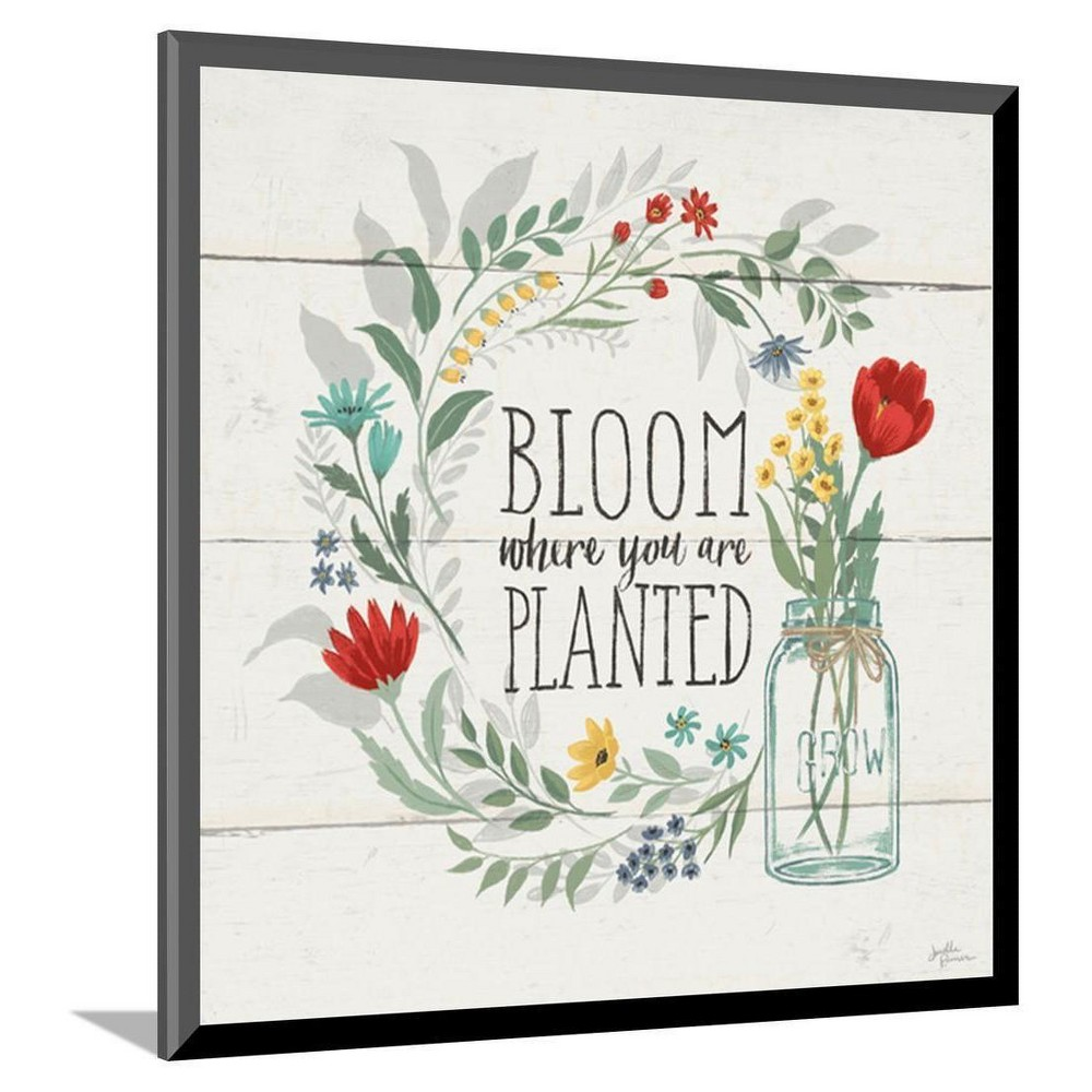 Blooming Thoughts Iii by Janelle Penner Mounted Print 10