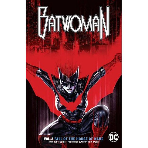 Batwoman Vol. 3: Fall of the House of Kane - by  Marguerite Bennett (Paperback) - image 1 of 1