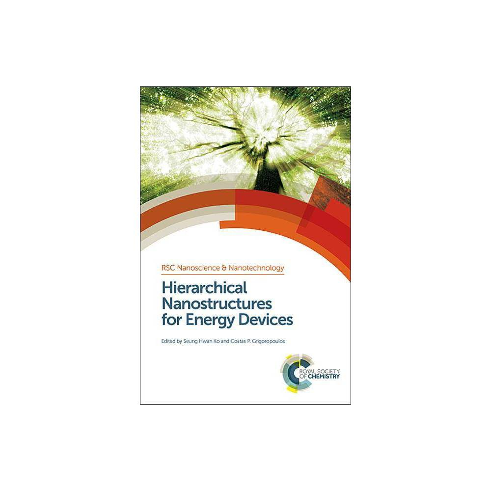 Hierarchical Nanostructures for Energy Devices - (Rsc Nanoscience & Nanotechnology) (Hardcover)