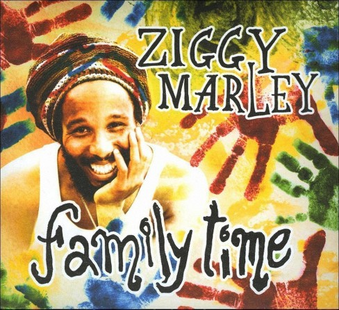 Ziggy marley - Family time (CD) - image 1 of 1