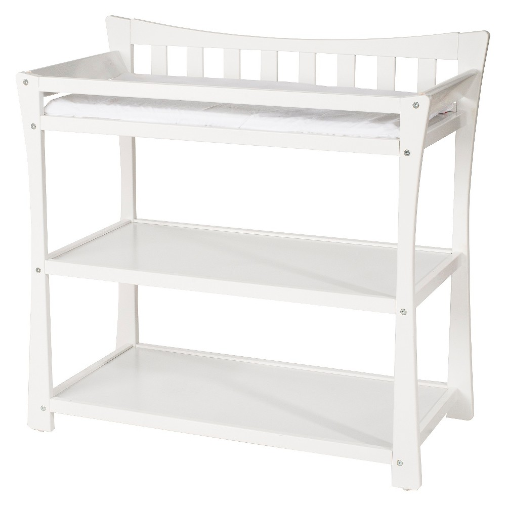 Child Craft Parisian Changing Table - White
