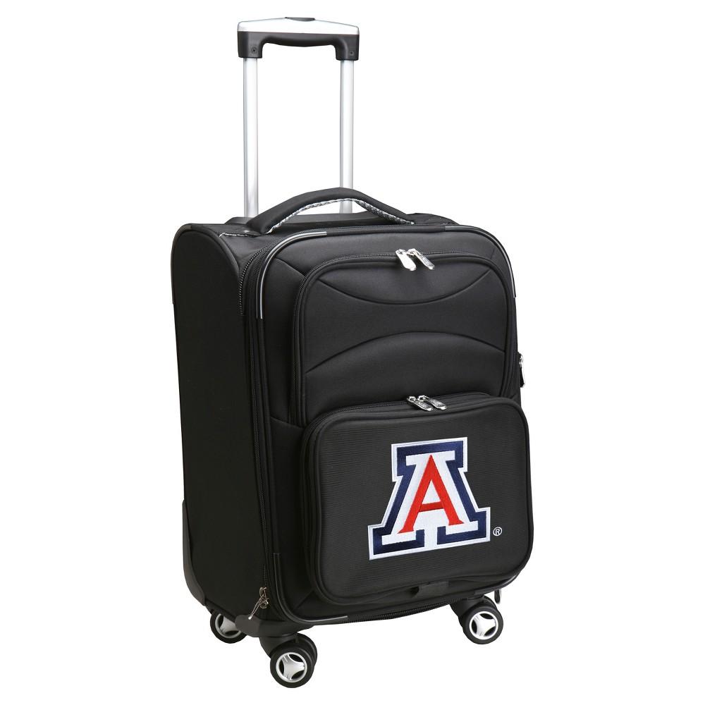 NCAA Arizona Wildcats Spinner Carry On Suitcase