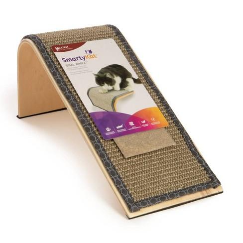 SmartyKat Sisal Angle Cat Scratcher & Catnip - image 1 of 4