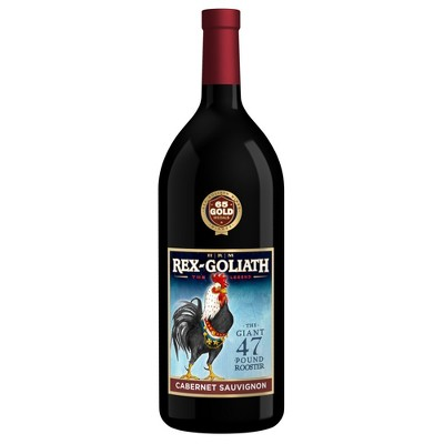 Rex Goliath Cabernet Sauvignon Red Wine - 1.5L Bottle