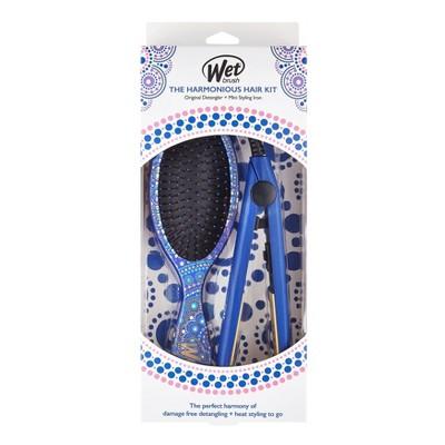 Wet Brush Harmonious Hair Kit - Blue Mandala