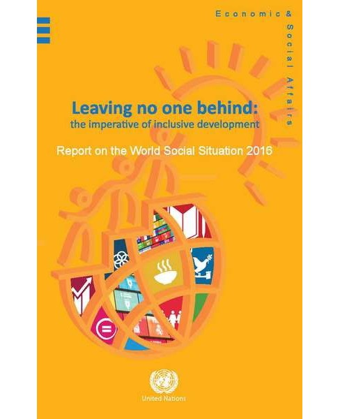 Leaving No One Behind : The Imperative of Inclusive Development: Report on the World Social Situation - image 1 of 1