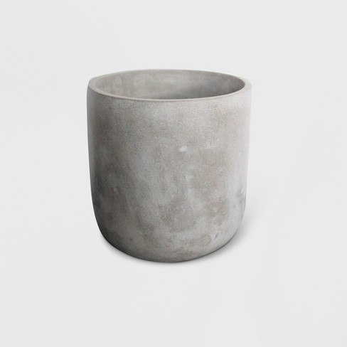 Concrete Planter Gray - Project 62™ - image 1 of 1