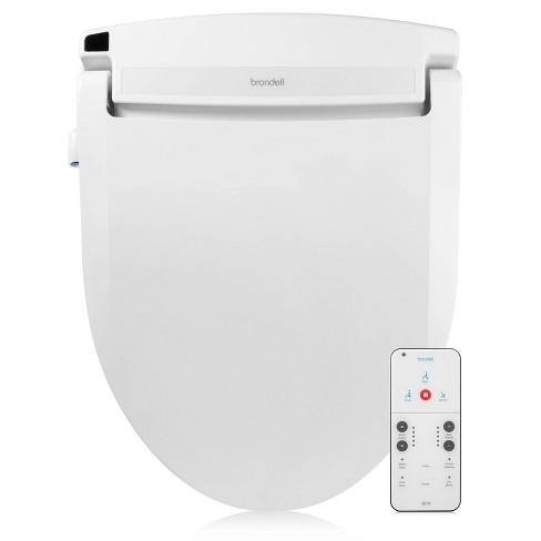 Swash Select BL97 Remote Control Elongated Bidet Seat White - Brondell - image 1 of 4