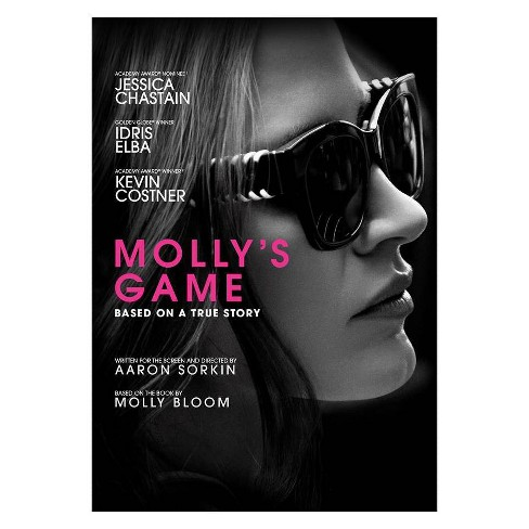 Molly's Game (DVD) - image 1 of 1