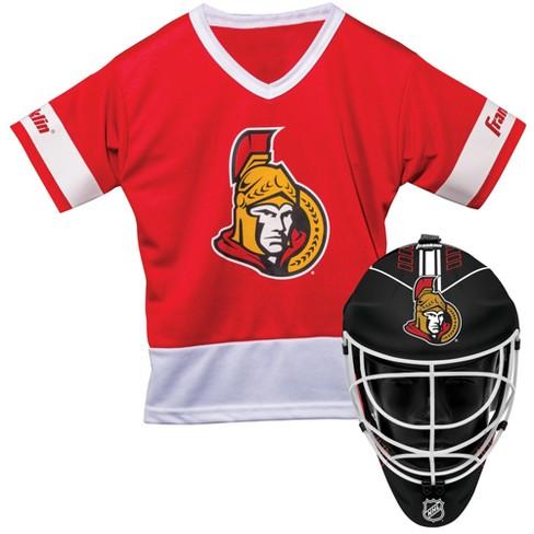cheap for discount 2aef2 f5816 Ottawa Senators Franklin Sports Youth Team Uniform Set