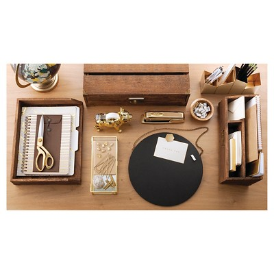 Ordinaire Gold Desk Organization Collection   Nate Berkus™