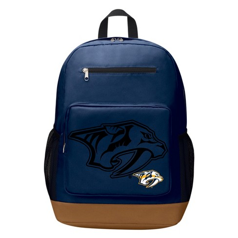 NHL Nashville Predators PlayMaker Backpack - image 1 of 1