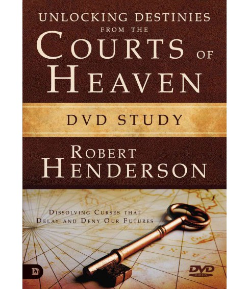 Unlocking Destinies from the Courts of Heaven DVD Study : Dissolving Curses That Delay and Deny Our - image 1 of 1