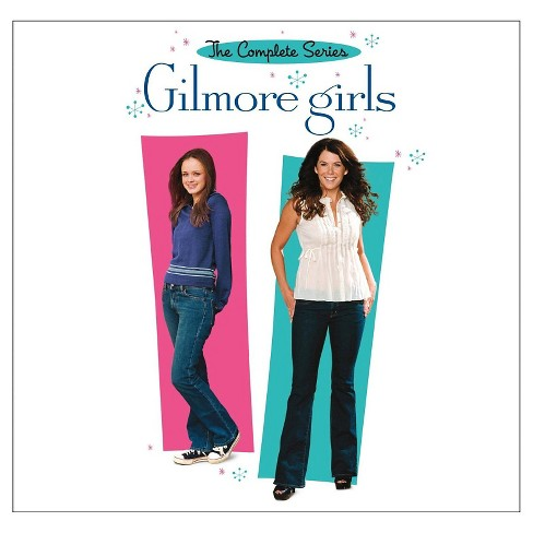 Gilmore Girls: The Complete Series Collection (DVD) - image 1 of 1