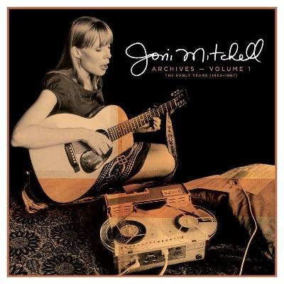 Mitchell Joni - Joni Mitchell Archives Vol. 1 1963 1967 (CD)