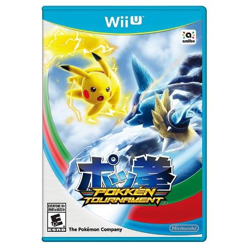 Pokken Tournament Nintendo Wii U - image 1 of 1