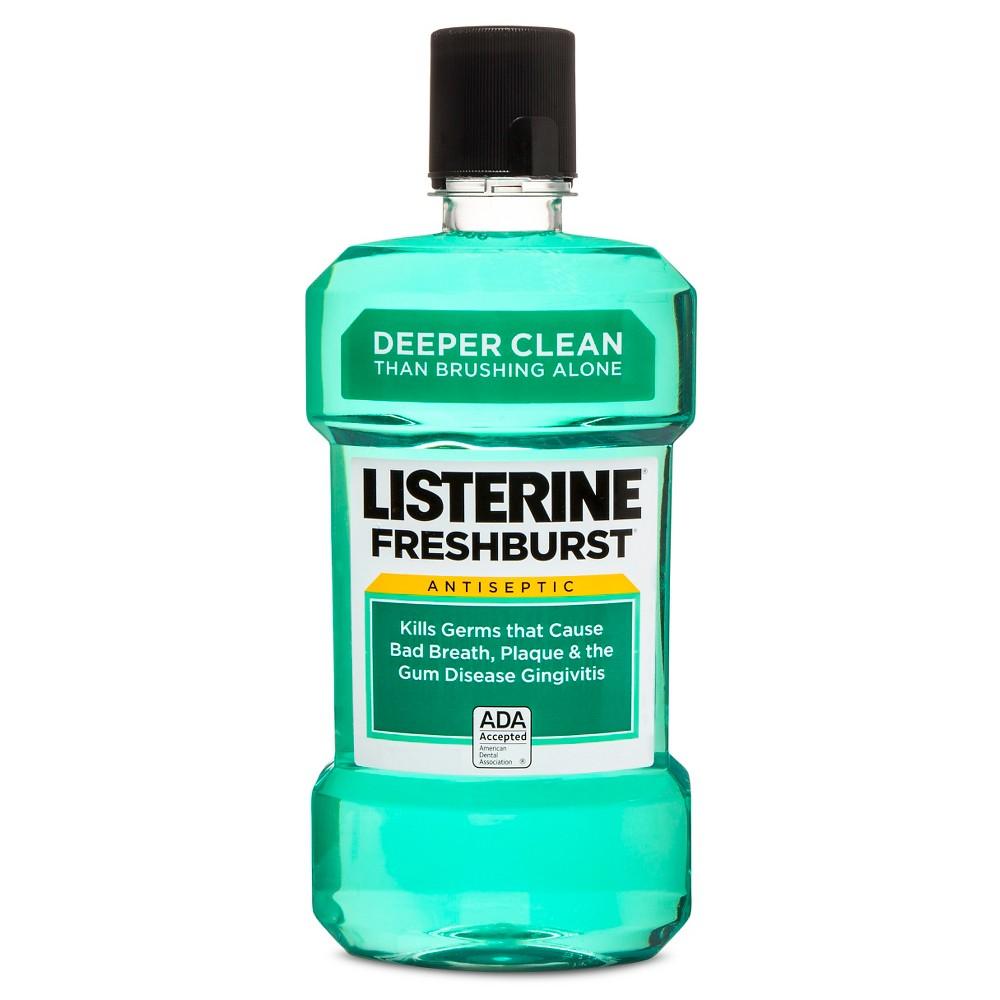 Listerine Mouth Wash - Freshburst 1 L