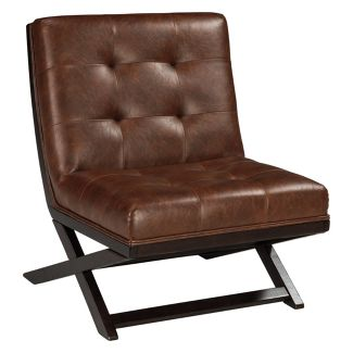 Sidewinder Accent Chair Brown - Signature Design by Ashley