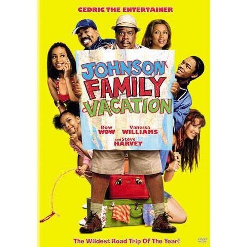 Johnson Family Vacation Full Movie >> Johnson Family Vacation Dvd