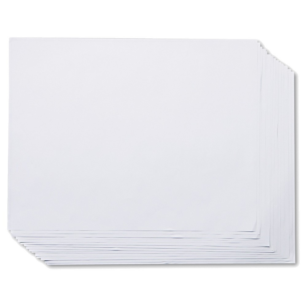 House of Doolittle Doodle Desk Pad Refill 25 Sheet Pad 22 x 17, White