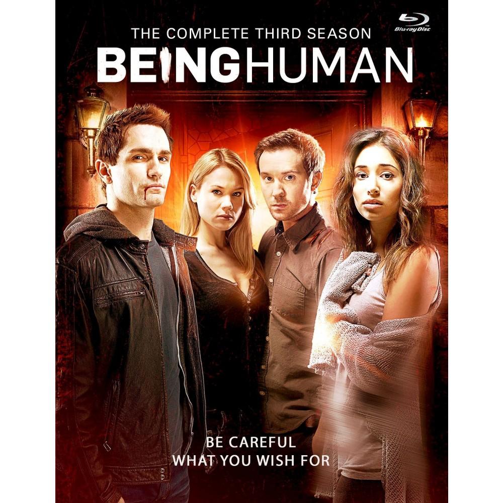 Being human:Complete third season (Blu-ray)
