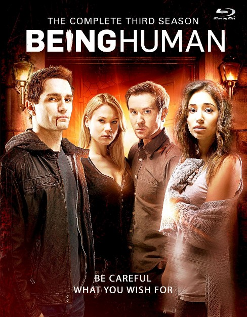 Being human:Complete third season (Blu-ray) - image 1 of 1