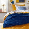 """60""""x40"""" 6lbs Waterproof Removable Cover Weighted Blanket - Pillowfort™ - image 2 of 4"""