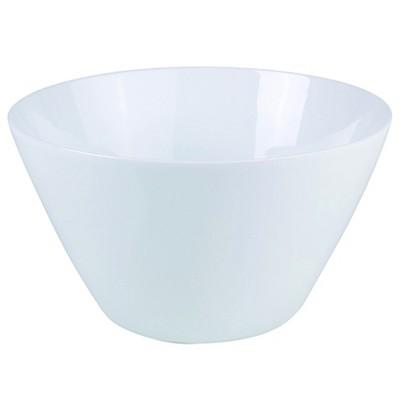 152oz Porcelain Serving Bowl White - VIVO by V&B Group