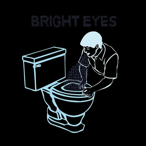 Bright Eyes - Digital Ash In A Digital Urn (Vinyl) - image 1 of 1