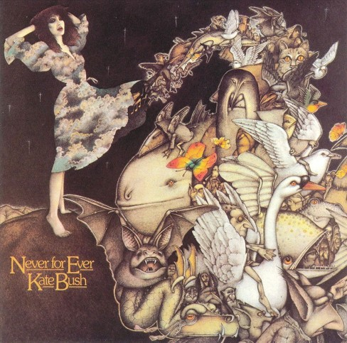 Kate bush - Never for ever (CD) - image 1 of 1