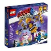 LEGO THE LEGO Movie 2 Systar Party Crew 70848 One-Man-Metal-Band Mech Figure Building Kit 196pc - image 4 of 4